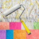 19厘米液体壁纸纤维水泥 墙衣滚筒刷 毛高3.5mm 墙衣厂家**