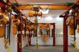 建筑电动提升机 环链电葫芦 2T*4M双链固定式