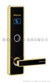 深圳廠家不鏽鋼酒店智慧鎖電子門鎖感應磁卡鎖