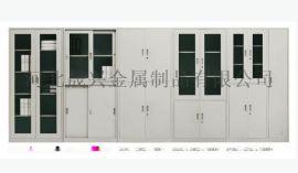 文件柜铁皮柜定做钢制储物柜多抽屉柜玻璃档案资料柜厂家直销批发