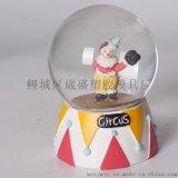 出口工艺品 出口树脂工艺品 家庭装饰品 玻璃水晶球