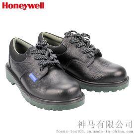 霍尼韦尔/巴固/斯博瑞安劳保鞋 防砸防静电 RACING低帮牛皮包钢头安全鞋 40码 BC6242121-40
