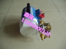 6MPA试压泵 电动试压泵价格 DSY-60打压泵 小型试压泵