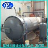 海南全自动木材蒸煮木材炭化设备木材蒸煮罐价格 日通机械促销