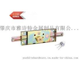 厂家直销 雅诗特 YST-D11 十字匙卷闸底锁(全铜锁头)