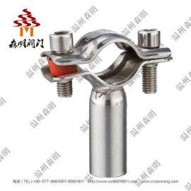 管支架, 不鏽鋼管支架, 管託, 不鏽鋼管託, 管碼, 六角管支架