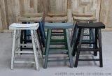 北京實木家具廠高檔純實木酒吧家具,實木酒吧吧凳,實木吧凳,彩漆吧凳,老榆木吧凳,復古吧凳,廠家批發定做直銷
