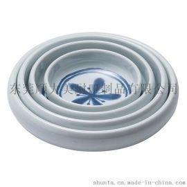 顺大100%密胺 唐草系列韩式菜碟 3吋4吋5吋6吋