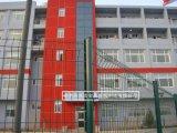 厂区防护网 工厂隔断防护网 浸塑钢丝网围墙