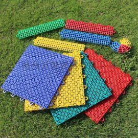 吉安悬浮地板 幼儿园拼装地板 塑料地板厂家