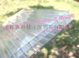 採光房通道陽光板全新原料生產