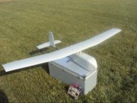 航拍巡线电动无人机系统