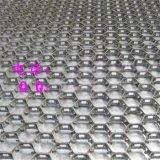 【實體廠家】不鏽鋼龜甲網 煤廠、水泥廠行業專業 六角型耐高溫網