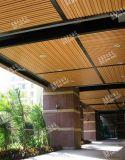 阳台露天防水生态木天花材料