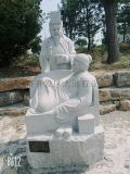 石雕人像阐述一下它的分类及特点介绍