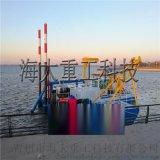 河川淤泥清理船,铰吸式挖泥船,清淤船海大厂家直销