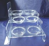 亚克力宠物用品 有机玻璃制品 宠物窝 亚克力制品 有机玻璃宠物窝