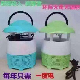 HC BT501直插式蘑菇滅蚊燈 光觸媒led驅蚊器