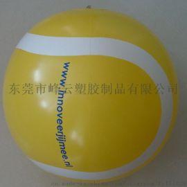 東莞最好的PVC充氣玩具廠家批發充氣球廣告球波波球
