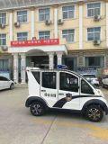 扬州博览中心4座电动巡逻