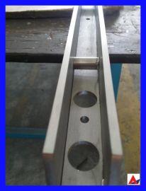 304不鏽鋼首件,316L不鏽鋼軌道件