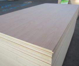 出口花纹红榉木贴面板 直纹榉木贴面板