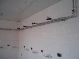 感應式單溫暗裝淋浴器(TJL-6)