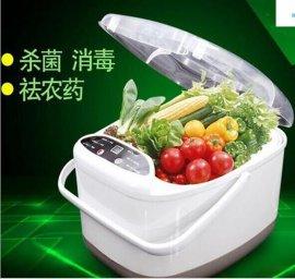 供应多功能果蔬洁净仪 果蔬解毒机 评点会销礼品