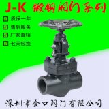高温高压锻钢截止阀规格,J61H-800LB美标锻钢截止阀详细资料