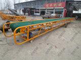 糧食運輸機 爬坡皮帶輸送機 優質鏈板式輸送機