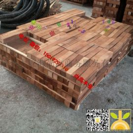 尚高木业供应欧洲黑胡桃木材短料有进行蒸煮烘干