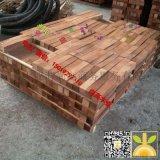 尚高木業供應歐洲黑胡桃木材短料有進行蒸煮烘幹