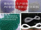 昆山雅煬科技研發生產銷售各種PVC注塑與擠出粒料