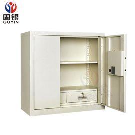 固銀GY504電子保密櫃 高檔文件櫃 密碼文件櫃 雙門兩抽  廠家直銷