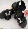 【厂家直销】夏季男款凉鞋自由扣方便耐穿 韩版个性运动登上凉鞋
