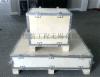 无锡澎湃厂家 专业定制胶合板钢带箱蝴蝶扣可拆卸木箱