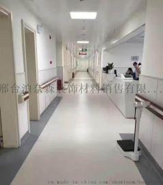 泊奈森手术室橡胶地板医用耐碘酒橡胶地板