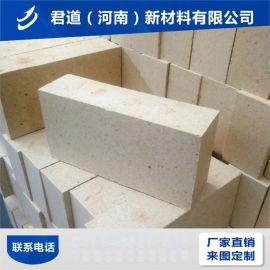 河南鄭州耐火磚廠家 一級高鋁磚 高強抗剝落爐襯粘土磚