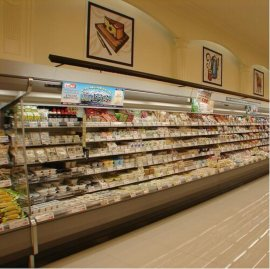 航辛冷藏超市熟食柜