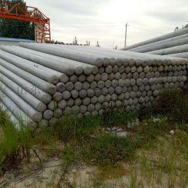 山东10米190非预应力水泥电线杆