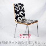 压布背景贴身餐椅风格简约适合客厅椅酒店椅等餐椅厂家价格特惠
