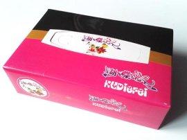 广告抽纸盒 抽取式纸巾盒  CH4005