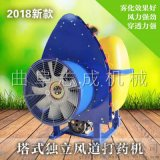 厂家直销拖拉机后悬挂式弥雾机大型风送式喷雾器