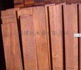 上海博远木业印尼菠萝格防腐木