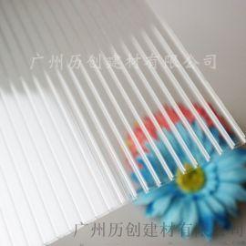 3mm透明PC陽光板 透光性能強 廠家直銷