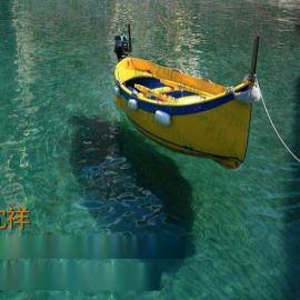 太倉歐式情侶手劃木船 歐式帆船 貢多拉木船 江南仿古漁船