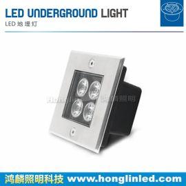 4w方形地埋灯-LED方形地埋灯系列