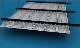 铝条扣装饰天花建材厂家