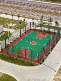 广州福顺体育10年专注体育丙烯酸球场材料及施工