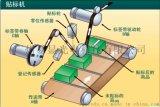 贴标机控制系统的设计,贴标机的触摸屏人机界面系统,贴标机触摸屏系统